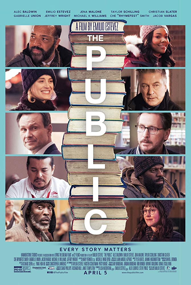 The Public 2018 BDRip x264-WiDE[EtMovies]