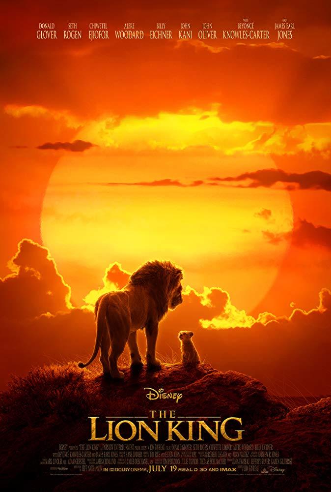 The Lion King 2019 720p HDCAM-1XBET