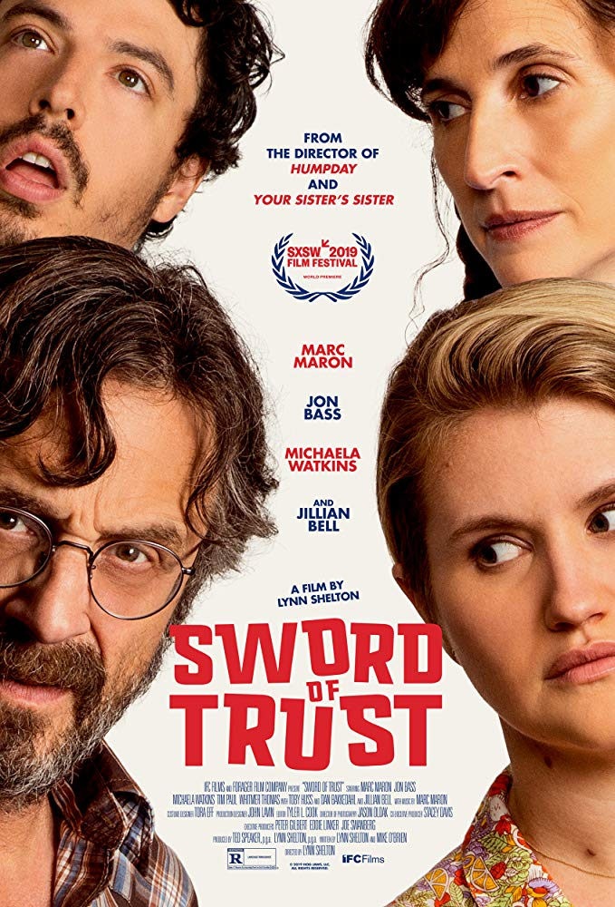 Sword Of Trust 2019 WEB-DL XviD MP3-FGT