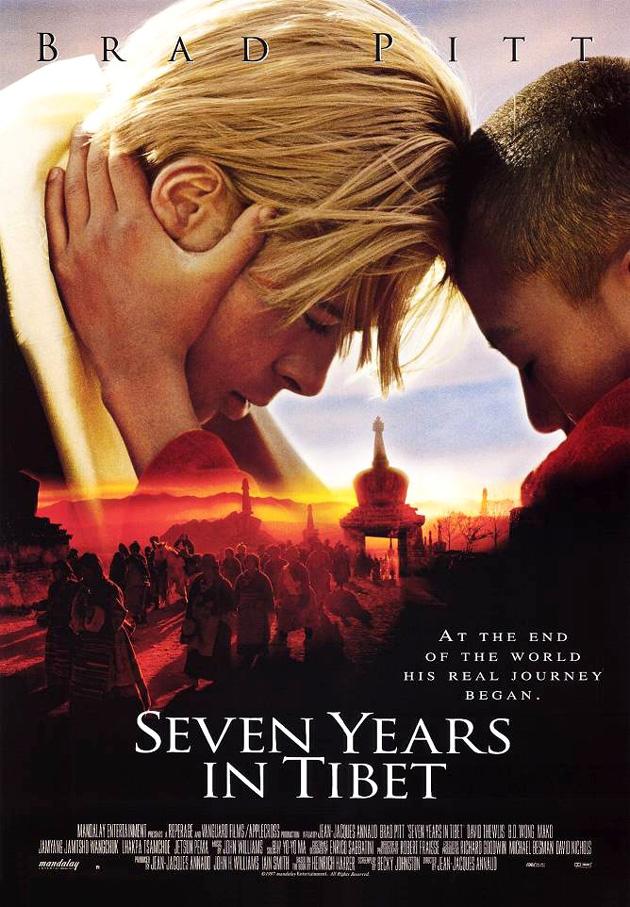 Seven Years In Tibet 1997 BRRip XviD MP3-XVID