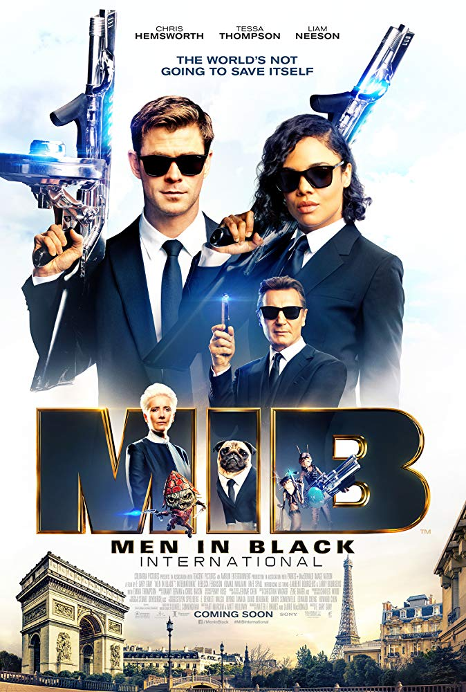 Men in Black International 2019 HC HDRip x264 AC3-Manning