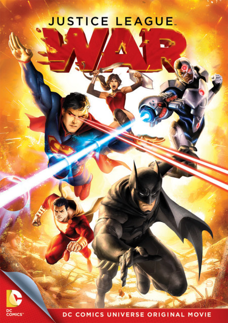 Justice League War (2014) 1080p BDRip x265 DTS HD MA 5.1 Goki SEV
