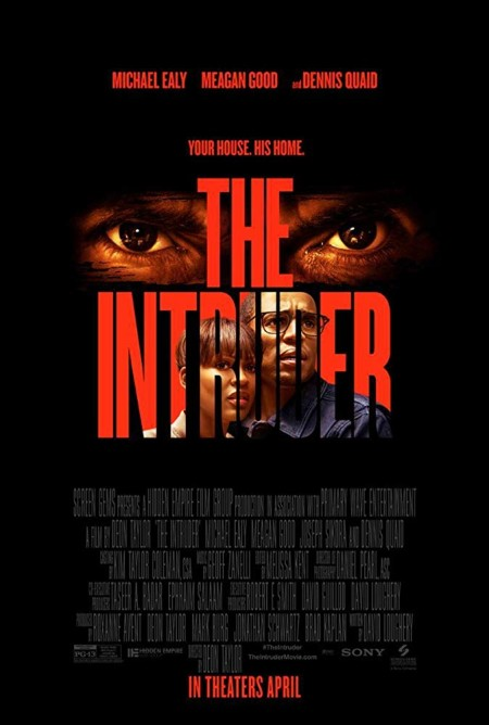 The Intruder (2019) 1080p BluRay 1400MB DD5.1 x264 GalaxyRG