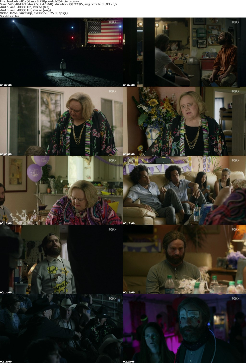 Baskets S01E06 MULTi 720p WEB H264-CiELOS
