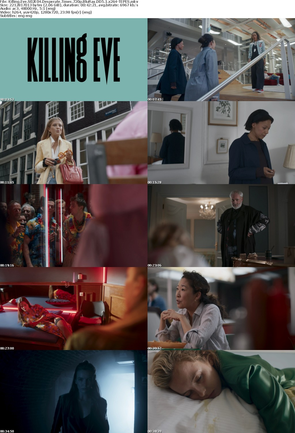 Killing Eve S02 720p BluRay DD5 1 x264-TEPES