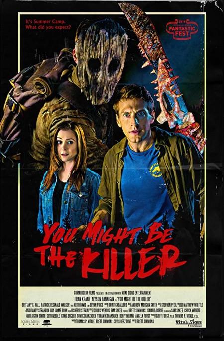 You Might Be the Killer (2018) BDRip x264 BiPOLAR