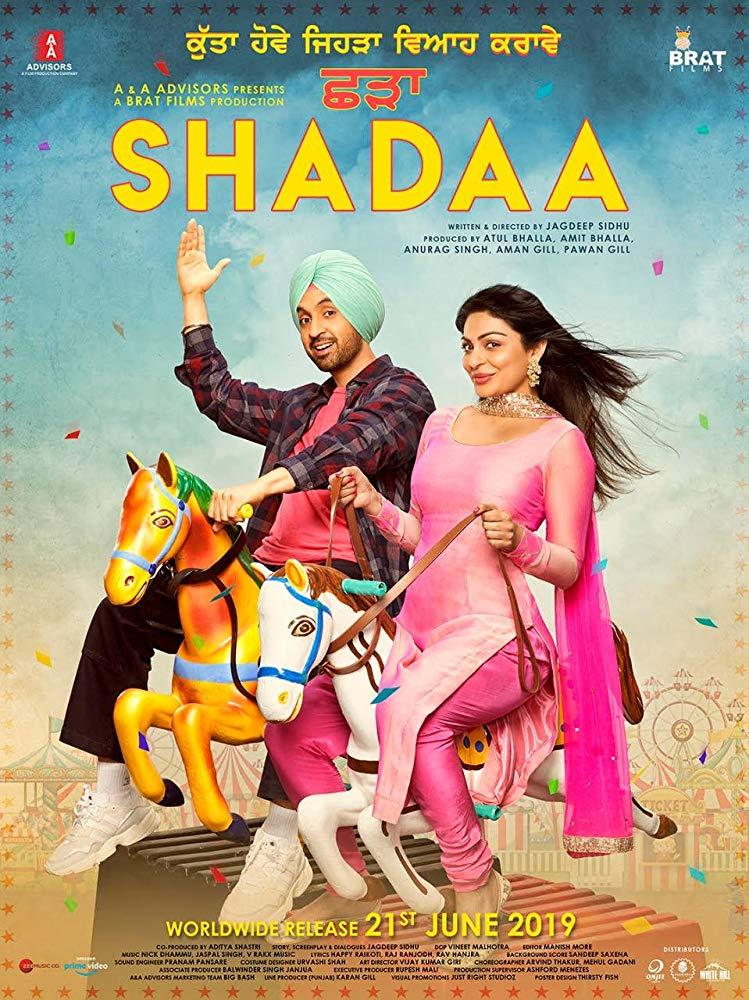 Shadaa 2019 1080p Punjabi AMZN WEBRip x264 DD 5 1 ESubs - LOKiHD - Telly