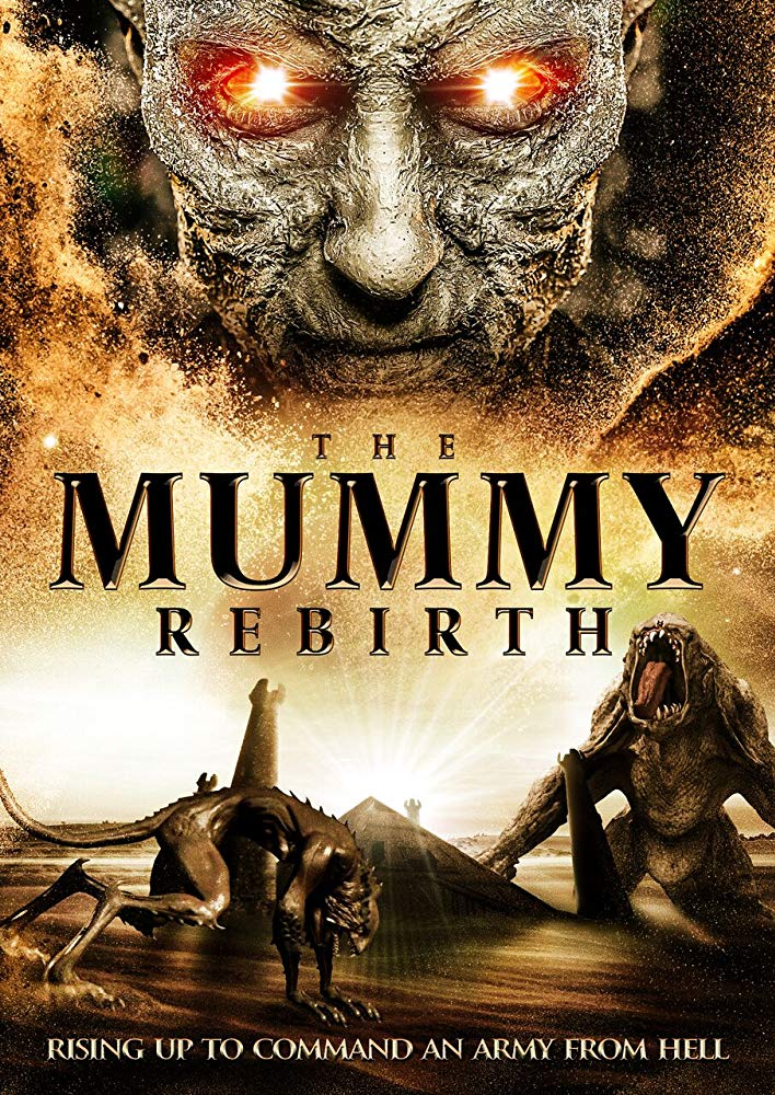 The Mummy Rebirth 2019 1080p WEB-DL H264 AC3-EVO