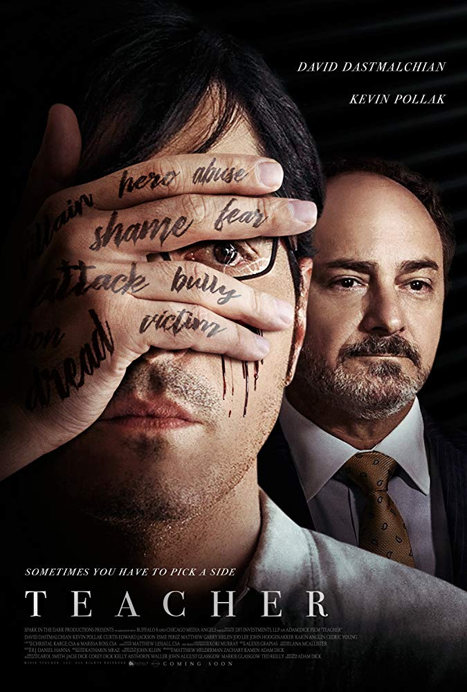Teacher 2019 HDRip XviD AC3-EVO