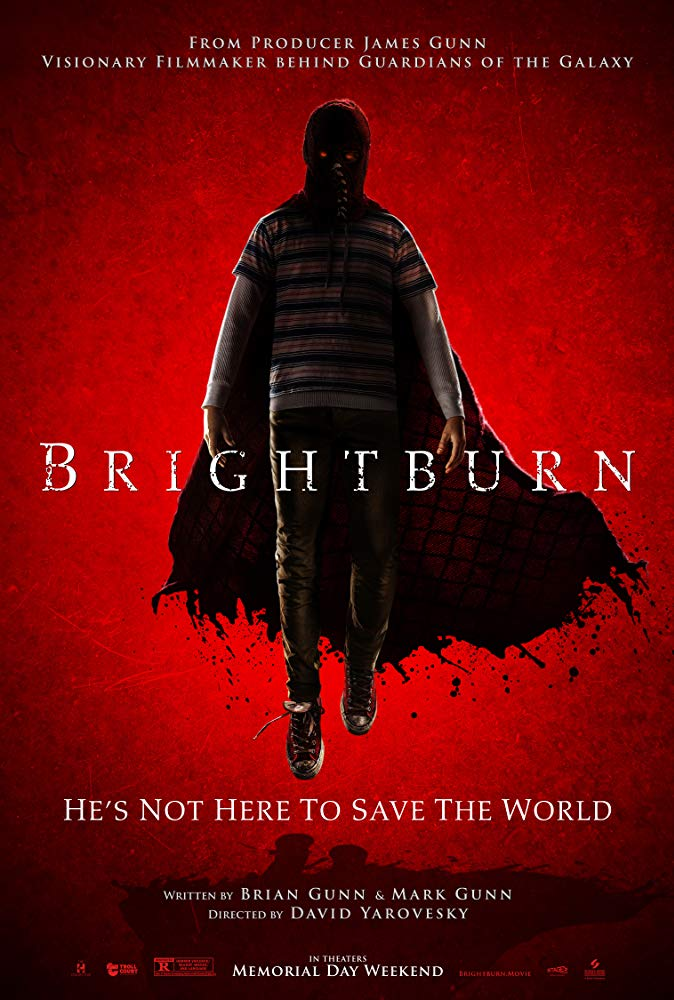 Brightburn 2019 BRRip XviD AC3-EVO