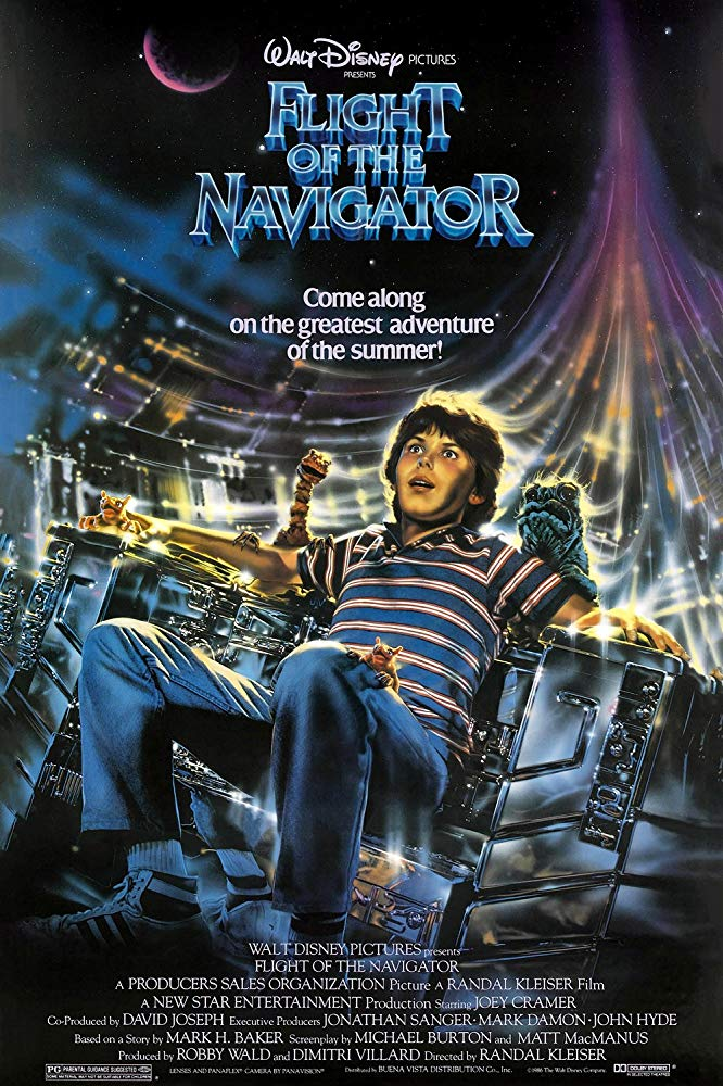 Flight of the Navigator 1986 REMASTERED 1080p BluRay X264-AMIABLE