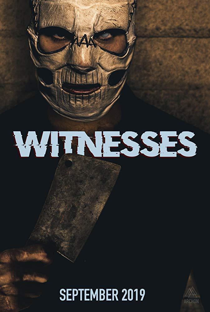 Witnesses 2019 720p WEBRip 800MB x264-GalaxyRG