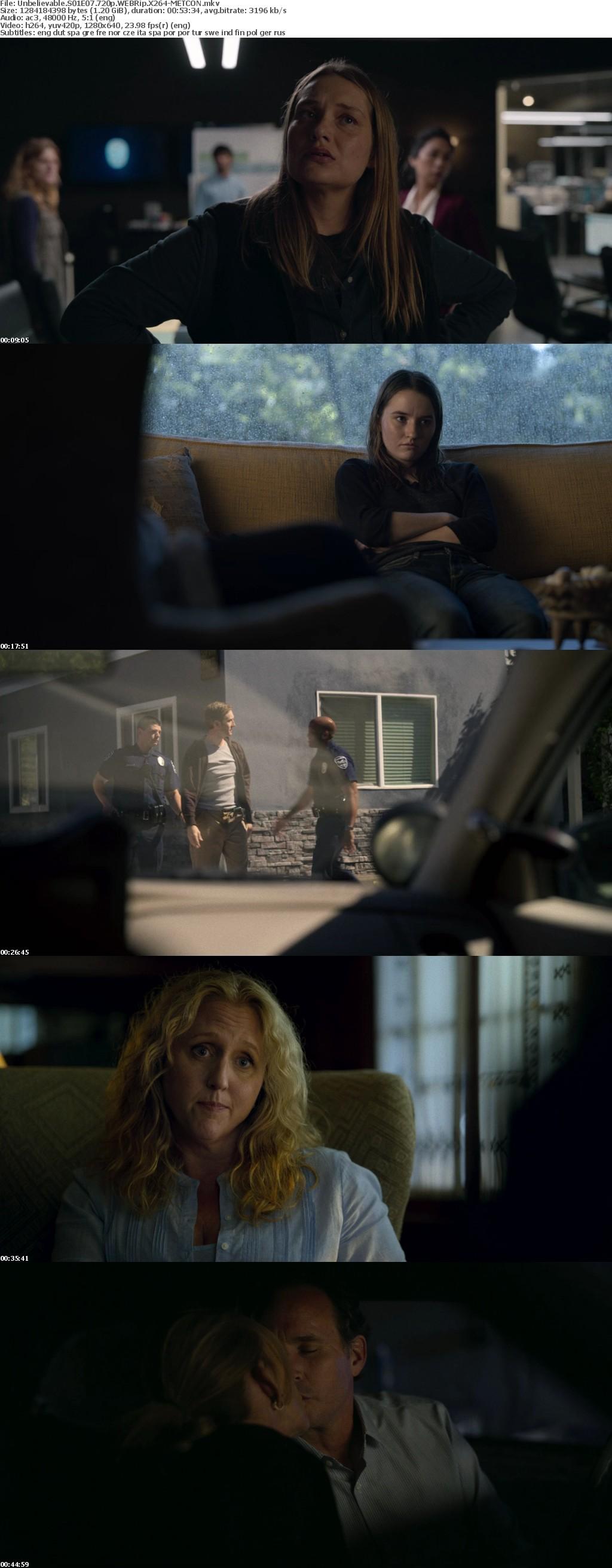 Unbelievable S01E07 720p WEBRip X264-METCON