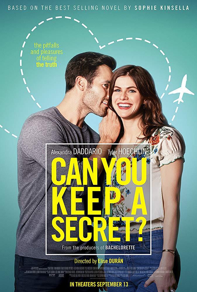 Can You Keep A Secret 2019 1080p WEBRip 1400MB DD5 1 x264-GalaxyRG