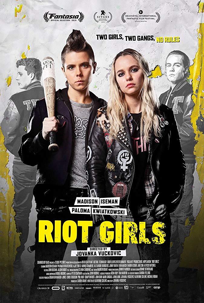 Riot Girls 2019 HDRip AC3 x264-CMRG[EtMovies]