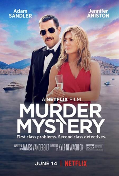 Murder Mystery (2019) WEB DL 1080p Dual YG