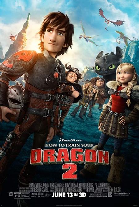 How to Train Your Dragon 2 (2014) 720p BluRay x264 NeZu