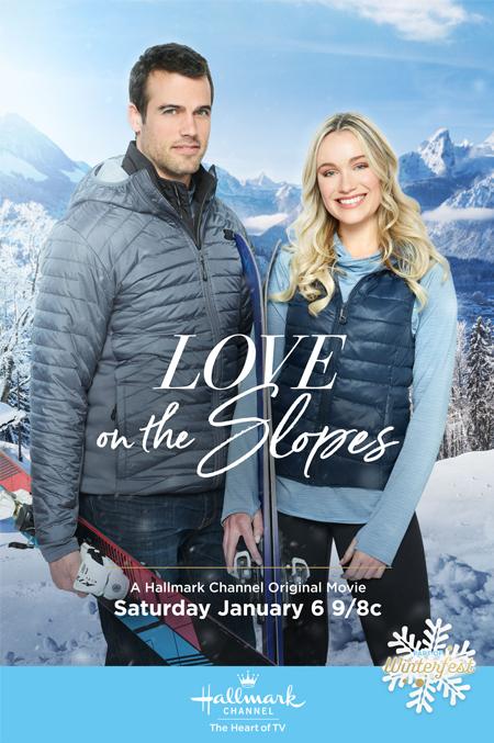 Love on The Slopes (2018) 720p WEBRip 350MB x264 BONE
