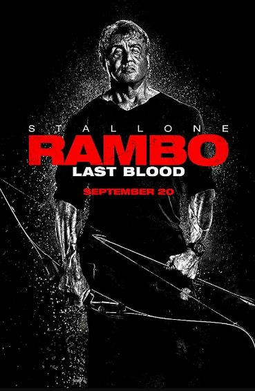 Rambo: Last Blood (2019) English HDCAM x264 AAC-DLW