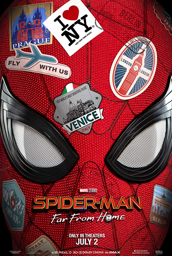 Spider-Man Far from Home 2019 [BluRay] [720p] YIFY