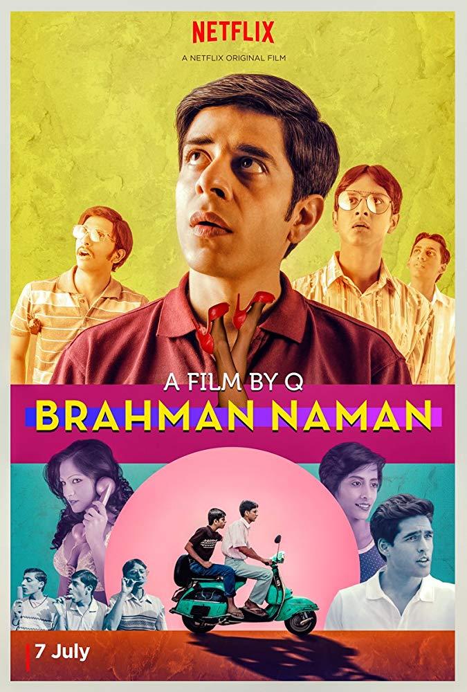 Brahman Naman 2016 WEBRip XviD MP3-XVID