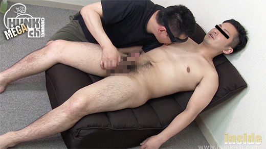 Hunk Channel | INS-0487 誠実系むっちり男子は男に責められるのに意欲的