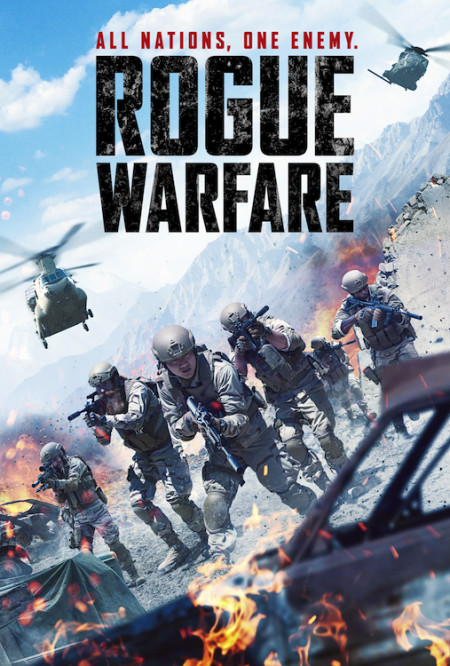 Rogue Warfare 2019 HDRip XviD AC3 EVO