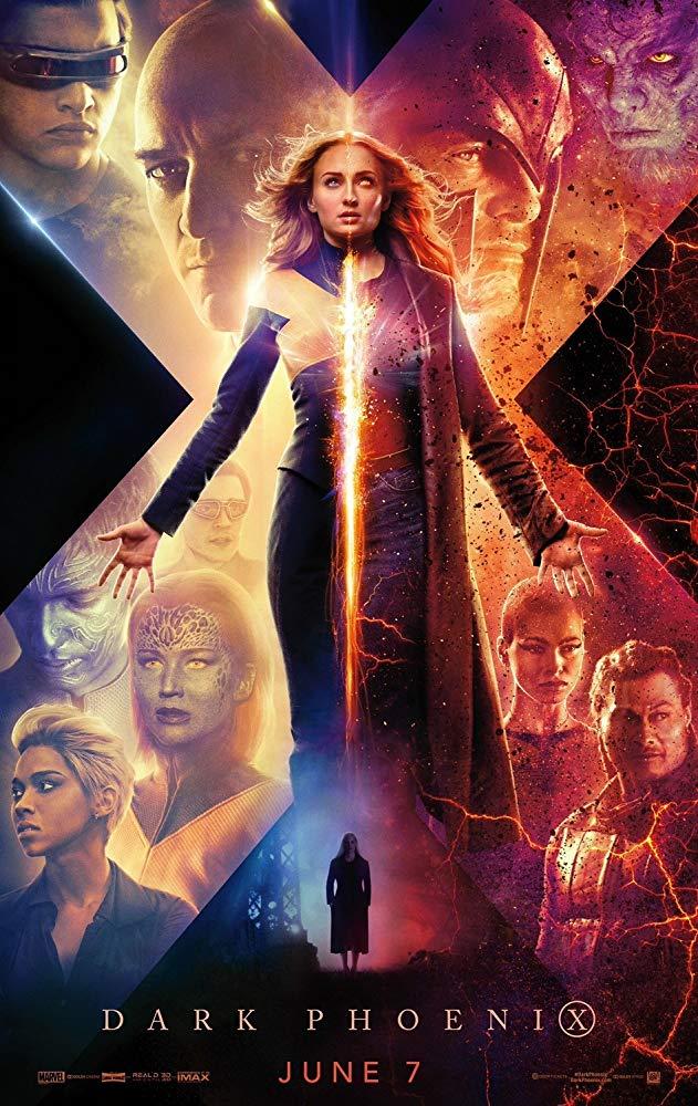 Dark Phoenix 2019 DVDR-JFKDVD