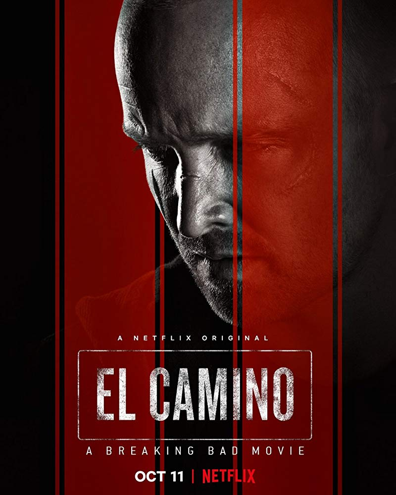 El Camino A Breaking Bad Movie 2019 720p WEBRip XviD AC3-FGT