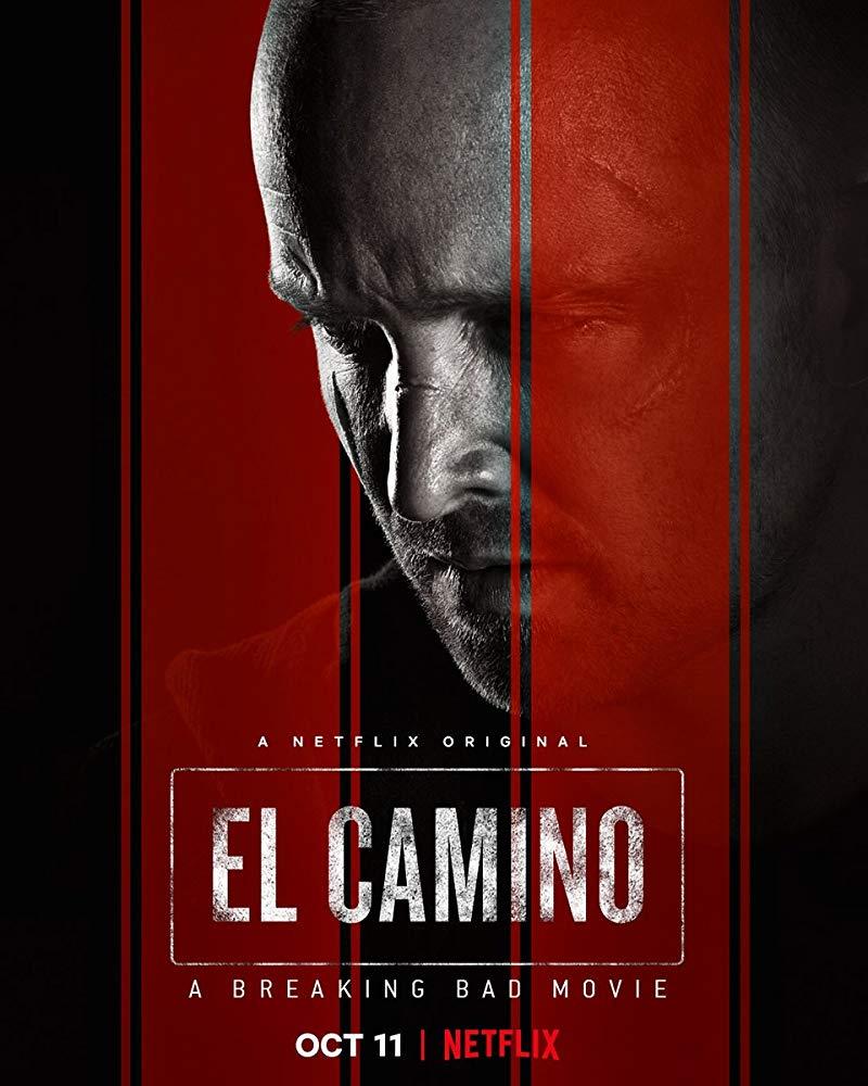 El Camino A Breaking Bad Movie 2019 720p WEBRip XviD AC3-FGT