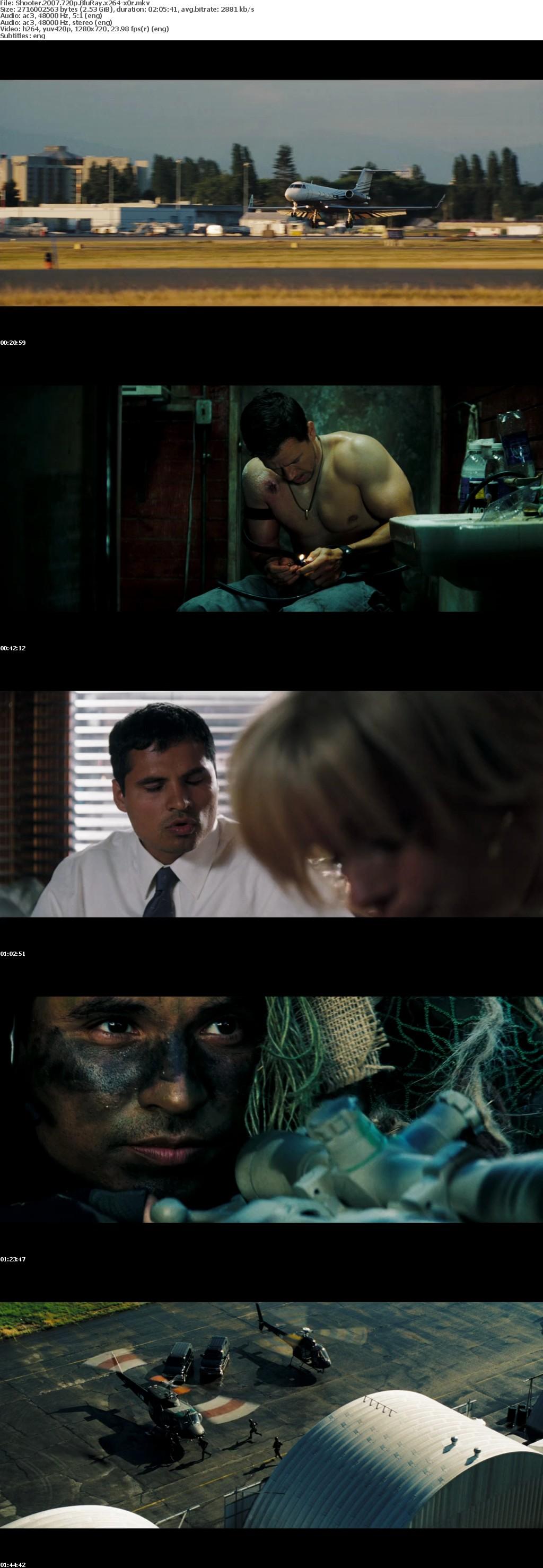 Shooter 2007 720p BluRay x264-x0r