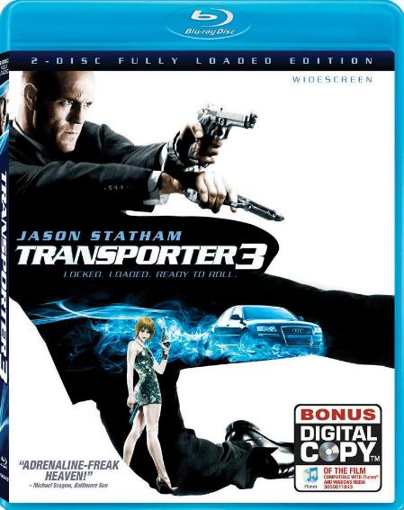 The Transporter 3 (2008) 720p BluRay x264 AC3 ESub Dual audio Hindi Eng 1GB-MA