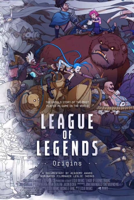 League of Legends Origins 2019 WEBRip x264-ION10