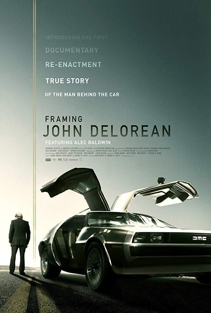 Framing John DeLorean 2019 [BluRay] [720p] YIFY