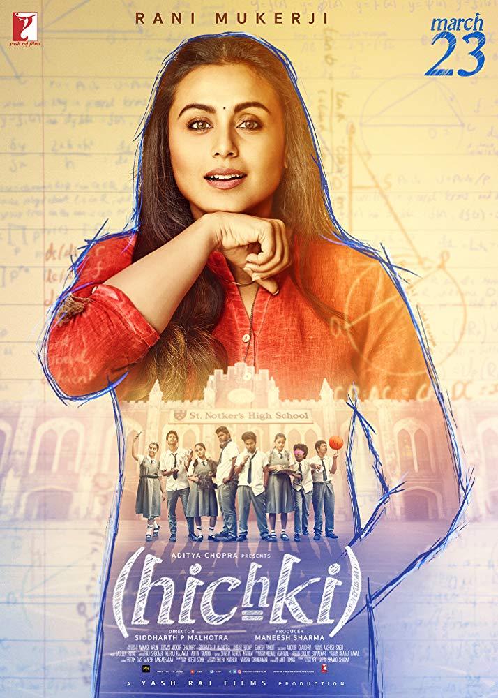 Hichki 2018 LIMITED 720p BluRay x264-Chakra