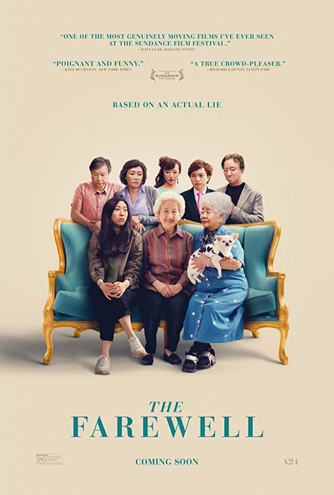 The Farewell 2019 1080p WEB-DL H264 AC3-EVO[TGx]