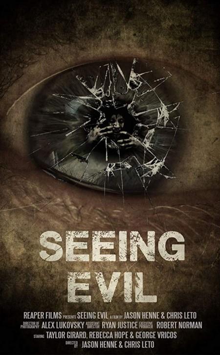 Seeing Evil (2019) HDRip XViD-ETRG