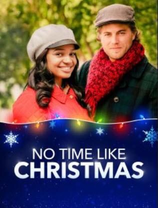 No Time Like Christmas (2019) (Lifetime) 720p Webrip X264 - SHADOW