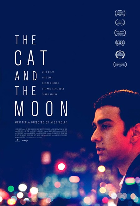 The Cat And The Moon (2019) HDRip AC3 x264-CMRG