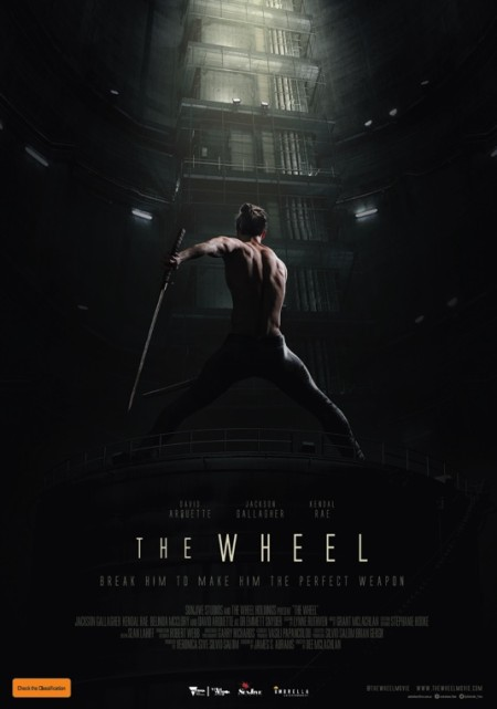 The Wheel (2019) HDRip XviD AC3  EVO