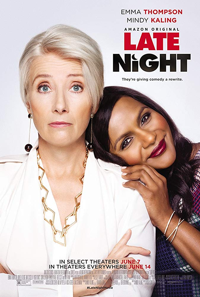 Late Night 2019 [BluRay] [720p] YIFY