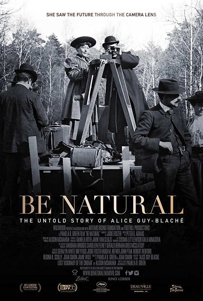 Be Natural The Untold Story of Alice Guy-Blache 2018 DVDRip x264-BiPOLAR