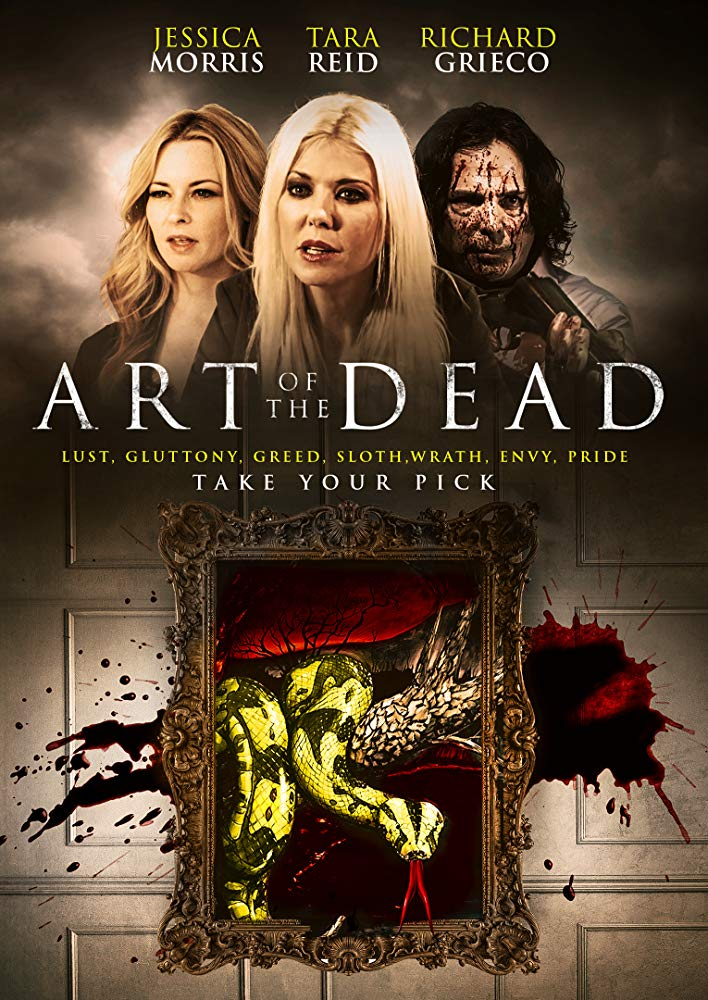 Art Of The Dead 2019 720p WEB-DL X264 AC3-EVO