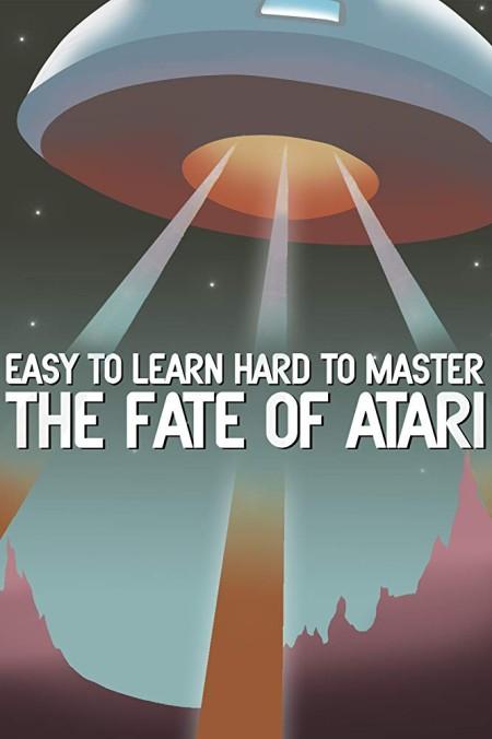 Easy to Learn Hard to Master The Fate of Atari (2017) 720p AMZN WEBRip 800MB x264-GalaxyRG