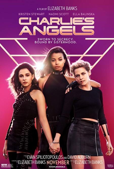 Charlies Angels (2019) 720p HDCAM 900MB getb8 x264-BONSAI