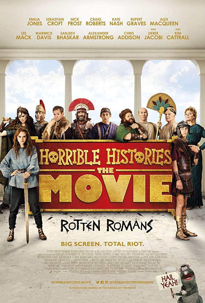 Horrible Histories The Movie Rotten Romans 2019 720p WEB-DL X264 AC3-EVO