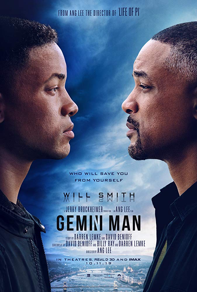 Gemini Man 2019 HDRip XViD-ETRG