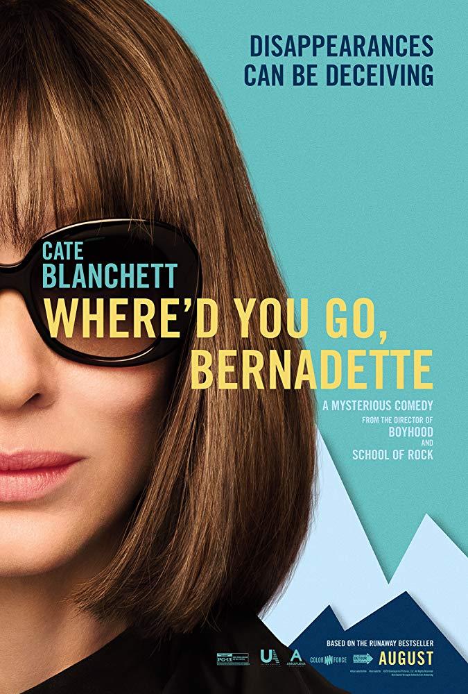 Where'd You Go, Bernadette 2019 [WEBRip] [1080p] YIFY
