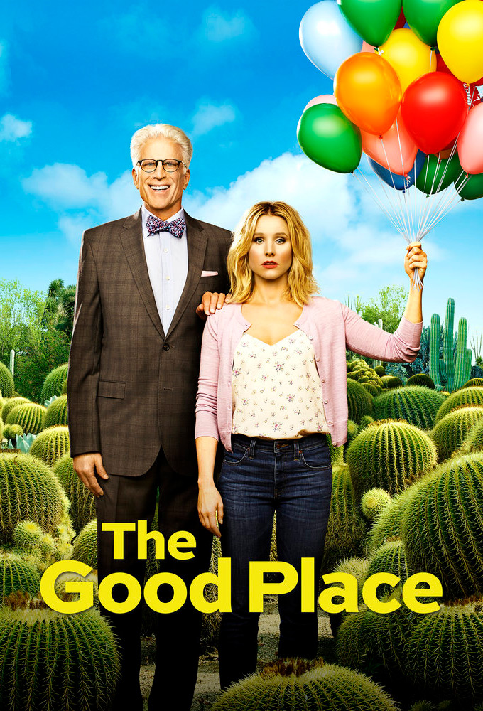 The Good Place S04E09 HDTV x264-SVA