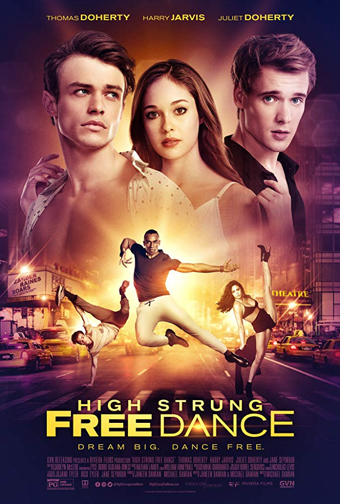 High Strung Free Dance 2018 BRRip XviD AC3-EVO[EtMovies]